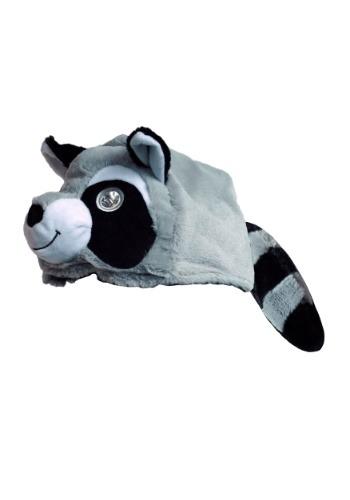Child's Raccoon Head Lite クリスマス ハロウィン コスプレ 衣装 仮装 小道具 おもしろい イベント パーティ ハロウィーン 学芸会