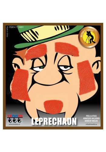 Leprechaun Beard and Eyebrows Set クリスマス ハロウィン コスプレ 衣装 仮装 小道具 おもしろい イベント パーティ ハロウィーン 学芸会
