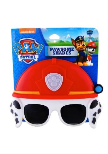 PAW Patrol Marshall サングラス 眼鏡 クリスマス ハロウィン コスプレ 衣装 仮装 小道具 おもしろい イベント パーティ ハロウィーン 学芸会