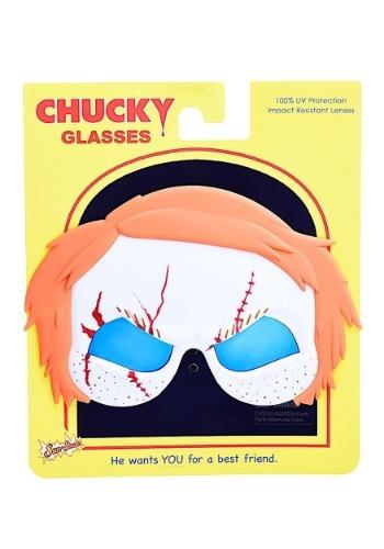 Child's Play Chucky サングラス 眼鏡 クリスマス ハロウィン コスプレ 衣装 仮装 小道具 おもしろい イベント パーティ ハロウィーン 学芸会