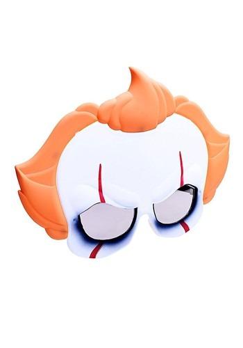 It Pennywise サングラス 眼鏡 クリスマス ハロウィン コスプレ 衣装 仮装 小道具 おもしろい イベント パーティ ハロウィーン 学芸会