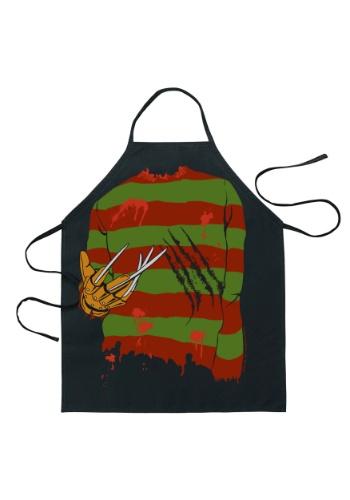 ナイトメア on Elm Street Freddy Apron クリスマス ハロウィン コスプレ 衣装 仮装 小道具 おもしろい イベント パーティ ハロウィーン 学芸会
