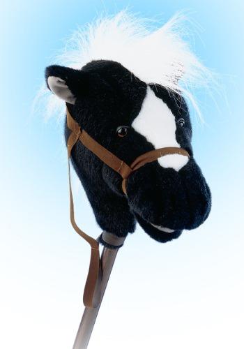 """Easy Ride 'Em 33\"""" ブラック Horse on a Stick クリスマス ハロウィン コスプレ 衣装 仮装 小道具 おもしろい イベント パーティ ハロウィーン 学芸会"""