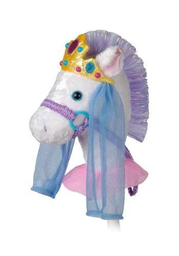 "Fancy Prancer Princess Pony 33\"" Horse on a Stick クリスマス ハロウィン コスプレ 衣装 仮装 小道具 おもしろい イベント パーティ ハロウィーン 学芸会"
