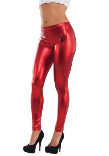 Spider-女の子 Women's Leggings クリスマス ハロウィン コスプレ 衣装 仮装 小道具 おもしろい イベント パーティ ハロウィーン 学芸会