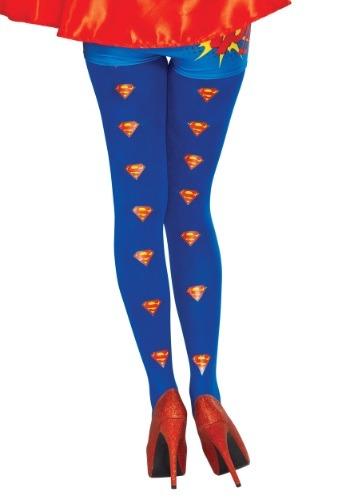 DC Women's Super女の子 Tights クリスマス ハロウィン コスプレ 衣装 仮装 小道具 おもしろい イベント パーティ ハロウィーン 学芸会
