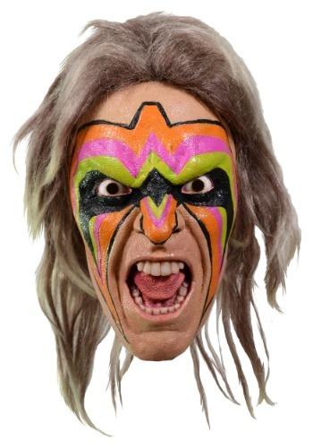 WWE Ultimate Warrior マスク for 大人用s ハロウィン コスプレ 衣装 仮装 小道具 おもしろい イベント パーティ ハロウィーン 学芸会