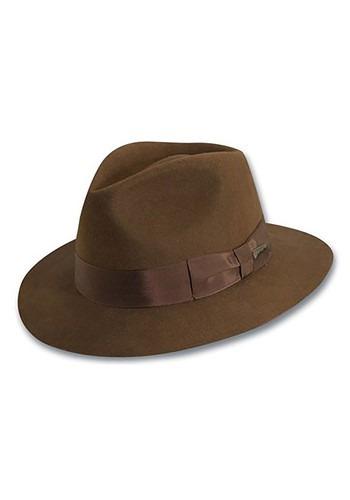 Authentic Indiana Jones 大人用 帽子 ハット ハロウィン コスプレ パーティ ハロウィーン スピード対応 全国送料無料 イベント 学芸会 小道具 衣装 おもしろい 販売 仮装