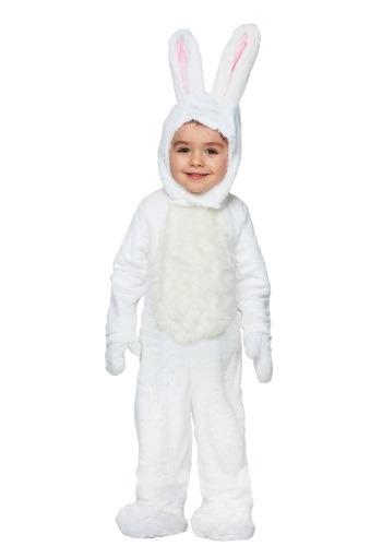 【イーグルス感謝祭 全品P5倍】幼児 Open Face ホワイト Bunny コスチューム ハロウィン 子ども コスプレ 衣装 仮装 こども イベント 子ども パーティ ハロウィーン 学芸会