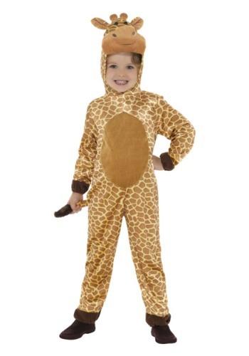 【イーグルス感謝祭 全品P5倍】Giraffe コスチューム for キッズ ハロウィン 子ども コスプレ 衣装 仮装 こども イベント 子ども パーティ ハロウィーン 学芸会