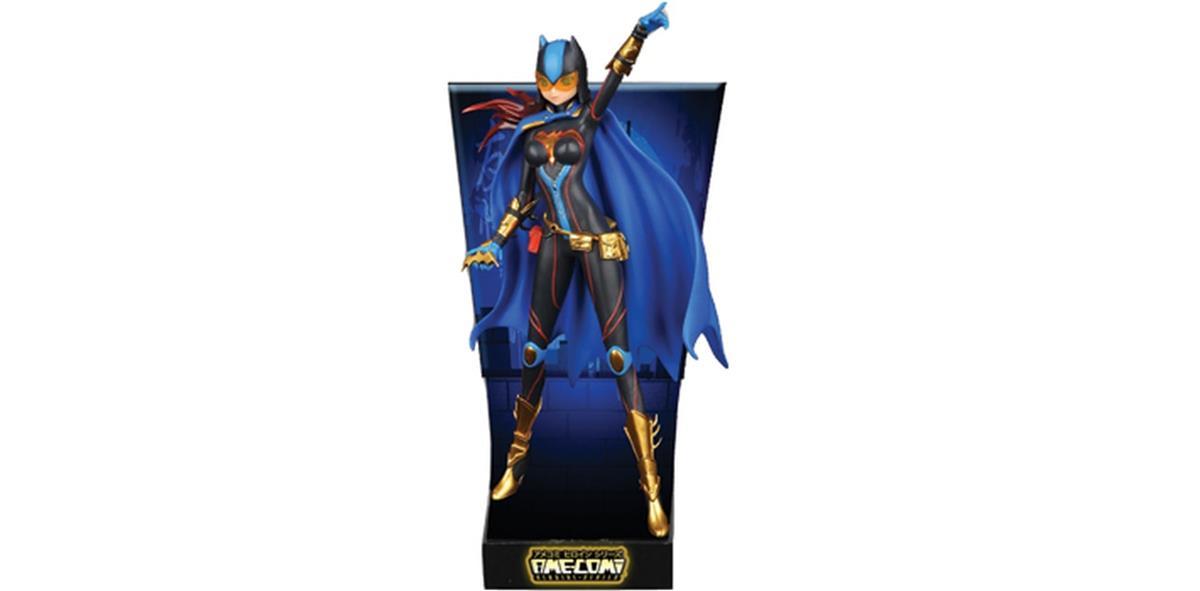 送料無料 Factory Entertainment ファクトリーエンターテイメント Batgirl Ame-Comi Premium Motion Statue 新作 大人気 交換無料 1 おもちゃ 8 ミニカー Model Diecast イーグルス感謝祭 ダイキャスト Scale 全品P5倍 スケール