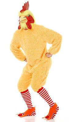 4点セット!!おもしろい KFC ケンタッキー ケンタッキーフライドチキン チキン 鳥 バード 鶏 男性 大人用 衣装 仮装 コスチューム コスプレ 学園祭