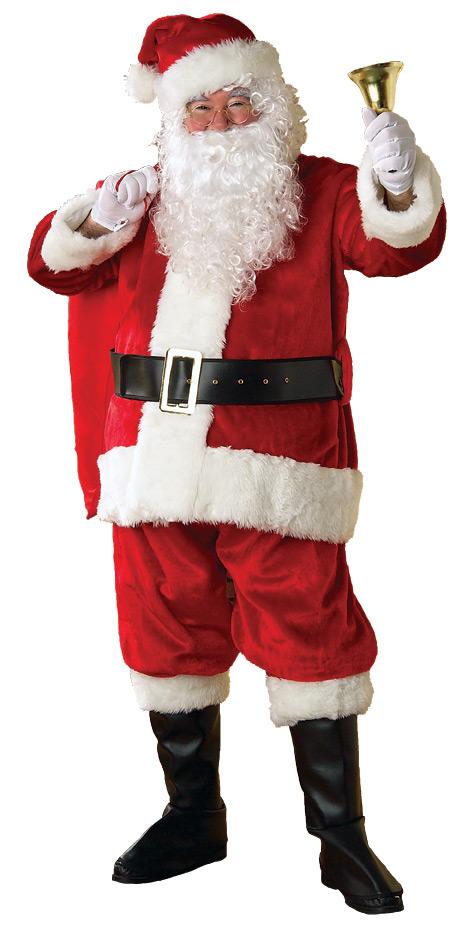 豪華6点セット!!本格的 サンタ サンタクロース 誕生日 赤 レッド 男性 メンズ コスチューム コスプレ 男性 メンズ 大人用 大きいサイズ ビッグサイズ 仮装 衣装 学園祭 文化祭