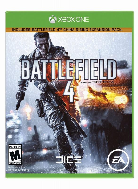 日本最速でお届け!!XBOX ONE エックスボックス ワン Battlefield 4 バトルフィールド4
