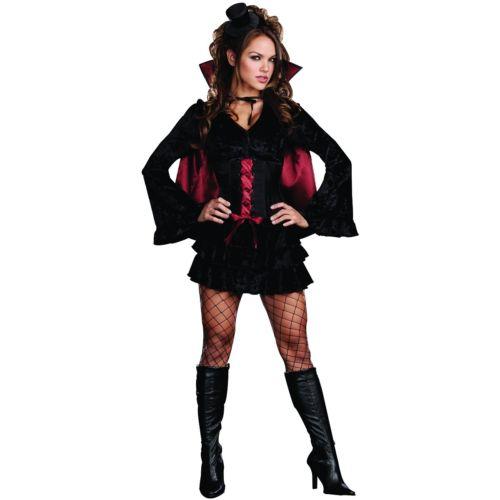 セクシー バンパイア 吸血鬼レディス 女性用 大人用 ハロウィン コスチューム コスプレ 衣装 変装 仮装