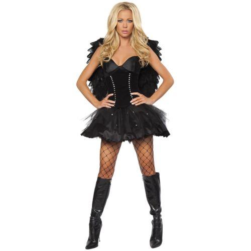 【感謝価格】 ブラック Swan 大人用 コスプレ セクシー 天使 Ballerina Dark エンジェル 天使 セクシー ハロウィン コスチューム コスプレ 衣装 変装 仮装, セラピストの問屋:020eec69 --- businesslovenews.site