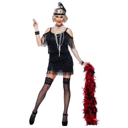 フラッパー 大人用 レディス 女性用 Roaring 20s クリスマス ハロウィン コスチューム コスプレ 衣装 変装 仮装