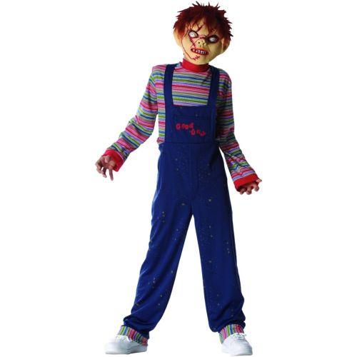 【ポイント最大29倍●お買い物マラソン限定!エントリー】Chucky キッズ 子供用 Chucky ハロウィン コスチューム コスプレ 衣装 変装 仮装