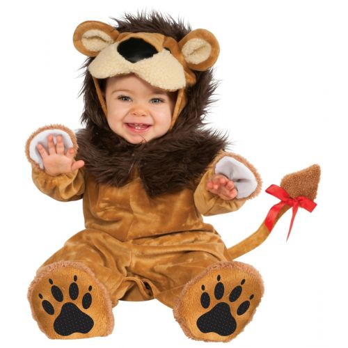 【全品P5倍】Lil ライオンfor ベイビー Cute Cowardly or King Plush クリスマス ハロウィン コスチューム コスプレ 衣装 変装 仮装
