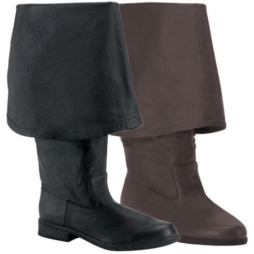 Pirate 衣装 Boots for Men 大人用 シューズ シューズ 靴 ハロウィン コスチューム 仮装 コスプレ 衣装 変装 仮装, カニ缶詰の OH!GLE(オーグル):d9a0240b --- officewill.xsrv.jp