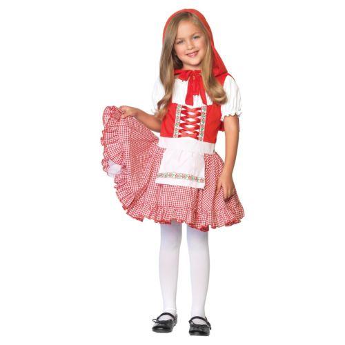 【ポイント最大29倍●お買い物マラソン限定!エントリー】Little Red Riding Hood キッズ 子供用 Fairy Tale ハロウィン コスチューム コスプレ 衣装 変装 仮装