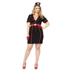 Nurse 大人用 プラスサイズ 大きいサイズ 女神 クリスマス ハロウィン コスチューム コスプレ 衣装 変装 仮装