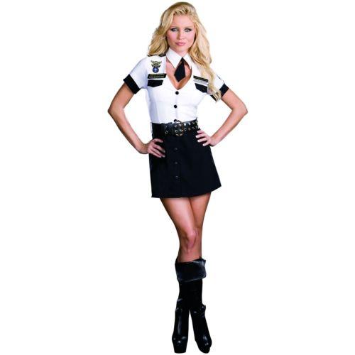 【店内全品P5倍】Strip Search Officer Tara U Clothes Off セクシー TSA Airport Security Agent クリスマス ハロウィン コスチューム コスプレ 衣装 変装 仮装