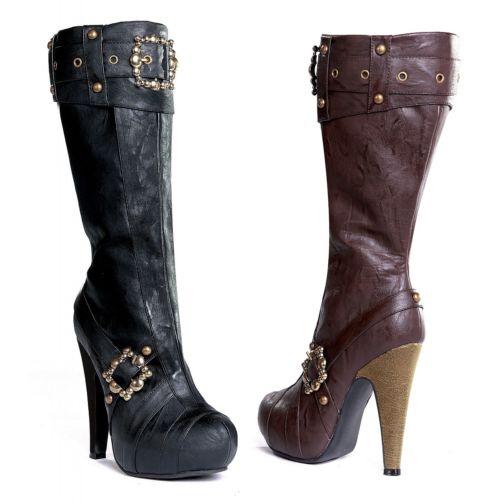 レディス 女性用 Pirate 女性用 Boots 大人用 Steampunkシューズ Pirate 仮装 靴 ハロウィン コスチューム コスプレ 衣装 変装 仮装, クロカワムラ:31e563a0 --- officewill.xsrv.jp