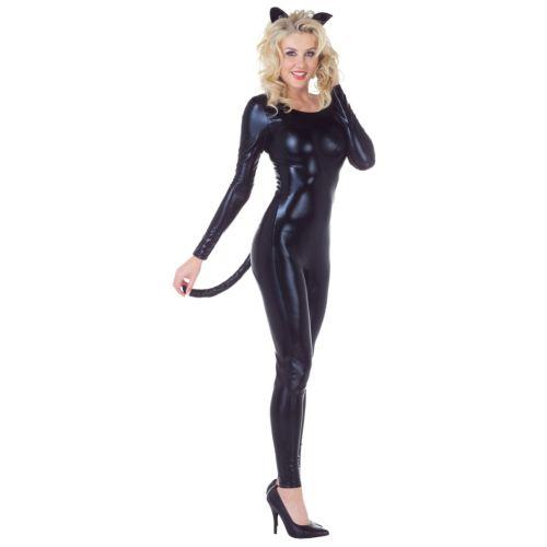 Minx ブラック Cat 仮装 スーツ 大人用 レディス 衣装 女性用 セクシー Catwoman 女性用 ハロウィン コスチューム コスプレ 衣装 変装 仮装, N CUSTOM:010aede8 --- officewill.xsrv.jp