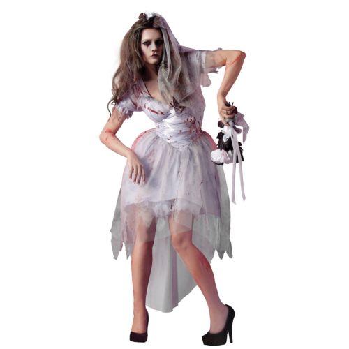 ゾンビ 幽霊 お化け 幽霊 Bride お化け Carrie 大人用 レディス 女性用 怖い ゴースト 幽霊 お化け ゾンビ Carrie ハロウィン コスチューム コスプレ 衣装 変装 仮装, じゃにおべる模型:fd63c096 --- officewill.xsrv.jp