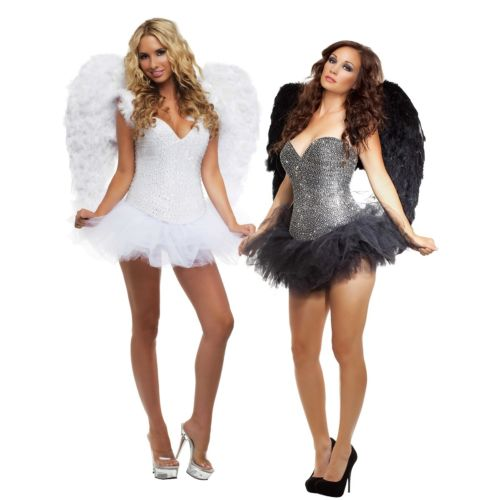 セクシー エンジェル 天使レディス 女性用 大人用 クリスマス ハロウィン コスチューム コスプレ 衣装 変装 仮装
