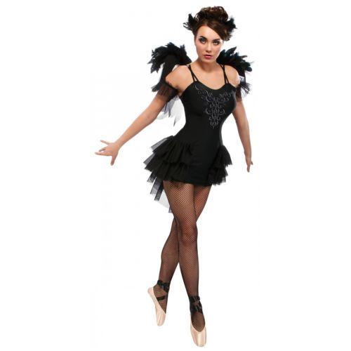 ブラック Swan 大人用 クリスマス ハロウィン コスチューム コスプレ 衣装 変装 仮装