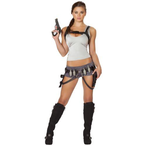 Lara Raider Croft 変装 大人用 セクシー Tomb Raider 衣装 ハロウィン コスチューム コスプレ 衣装 変装 仮装, ニイザシ:8a4621b5 --- officewill.xsrv.jp