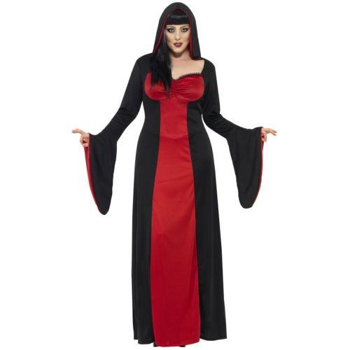 【全品P5倍】プラスサイズ 大きいサイズ バンパイア 吸血鬼レディス 女性用 大人用 クリスマス ハロウィン コスチューム コスプレ 衣装 変装 仮装
