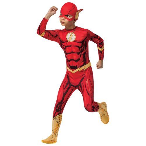 【全品P5倍】Flash キッズ 子供用 DC Comics DCコミックス クリスマス ハロウィン コスチューム コスプレ 衣装 変装 仮装