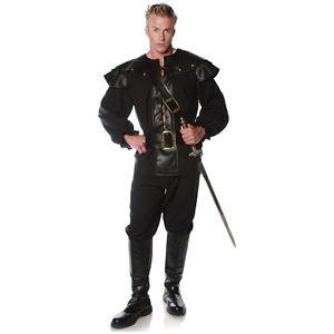 【ポイント最大29倍●お買い物マラソン限定!エントリー】Renaissanceメンズ 男性用 大人用 Medieval Swordsman Rogue Pirate ハロウィン コスチューム コスプレ 衣装 変装 仮装