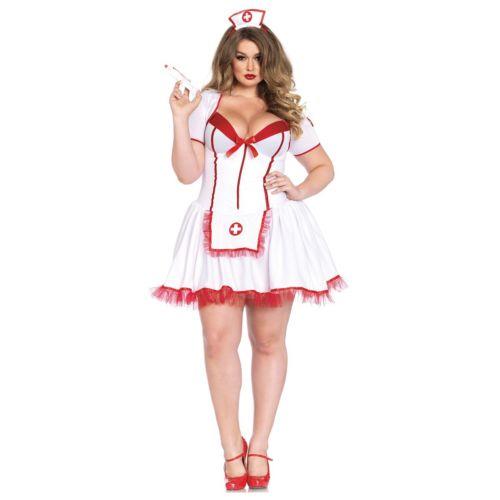 セクシー Nurse 大人用 Outfit ハロウィン コスチューム コスプレ 衣装 変装 仮装