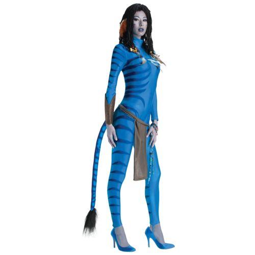 Neytiri 大人用 レディス 女性用 Avatar アバター ハロウィン コスチューム コスプレ 衣装 変装 仮装
