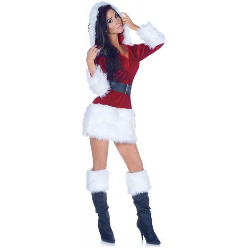 セクシー クリスマス 大人用 Mrs Claus Santa Outfit レディス 女性用 クリスマス ハロウィン コスチューム コスプレ 衣装 変装 仮装