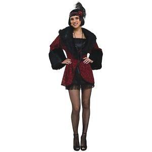 【店内全品P5倍】1920s フラッパー Coat 大人用 レディス 女性用 セクシー Roaring 20s クリスマス ハロウィン コスチューム コスプレ 衣装 変装 仮装