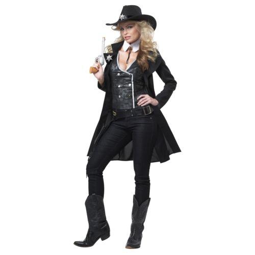 【ポイント最大29倍●お買い物マラソン限定!エントリー】Cowgirl 大人用 レディス 女性用 Western Sheriff ハロウィン コスチューム コスプレ 衣装 変装 仮装