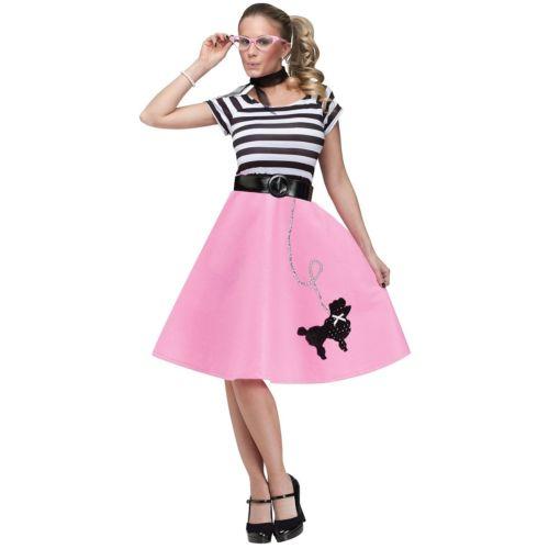 50s プードル 犬 ドッグ ドレス 仮装 コスチューム 大人用 セクシー Pink コスプレ Polka-DotStd/プラスサイズ 大きいサイズ ハロウィン コスチューム コスプレ 衣装 変装 仮装, 明野町:a1a739ad --- officewill.xsrv.jp