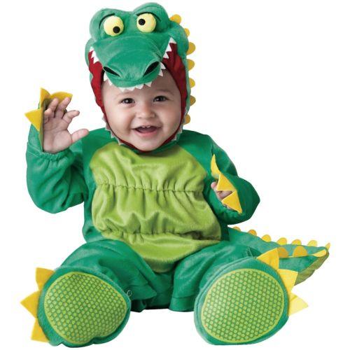 【マラソン全品P5倍】Alligatorfor ベイビー Cute Gator クリスマス ハロウィン コスチューム コスプレ 衣装 変装 仮装