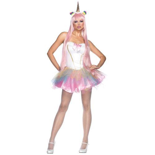 【全品P5倍】Unicornレディス 女性用 セクシー 大人用 クリスマス ハロウィン コスチューム コスプレ 衣装 変装 仮装