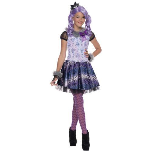 Kitty Cheshire キッズ 子供用 イブr After High ハロウィン コスチューム コスプレ 衣装 変装 仮装