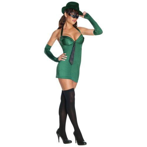 The グリーン Mini Hornet グリーン 大人用 レディス 女性用 ハロウィン セクシー Superhero Mini ドレス ハロウィン コスチューム コスプレ 衣装 変装 仮装, 山手村:ac831f66 --- officewill.xsrv.jp
