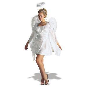 Deluxe エンジェル 天使 セクシー 大人用 レディス 女性用 Grand セクシー Grand Heritage 仮装 Collection ホワイト+Wings ハロウィン コスチューム コスプレ 衣装 変装 仮装, スアドーナ:bccef9d4 --- sunward.msk.ru