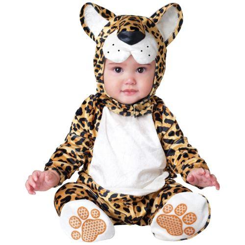 Leapin' レオパード ヒョウベイビー Cuddly Jungle Cat ハロウィン コスチューム コスプレ 衣装 変装 仮装