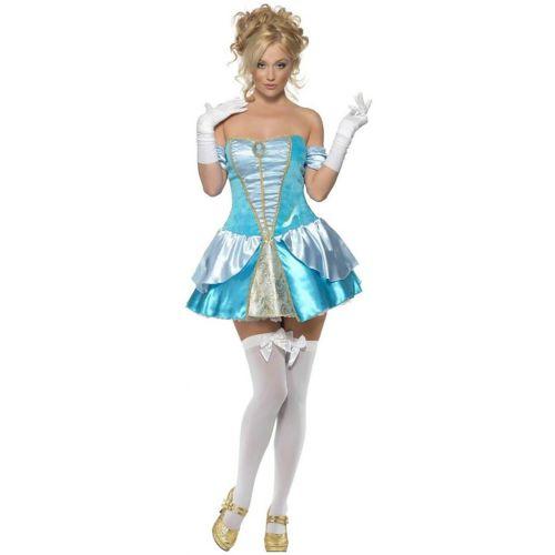 セクシー Cinderella シンデレラシンデレラ 大人用 Princess ハロウィン コスチューム コスプレ 衣装 変装 仮装