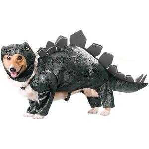 【ポイント最大29倍●お買い物マラソン限定!エントリー】Stegosaurus DogPet 恐竜 ドラゴン ティラノサウルス Funny ハロウィン コスチューム コスプレ 衣装 変装 仮装